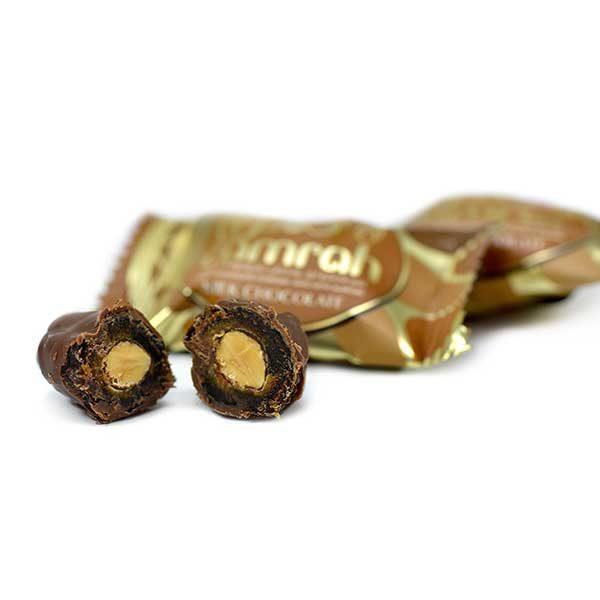 Almond Stuffed Dates Gift Box
