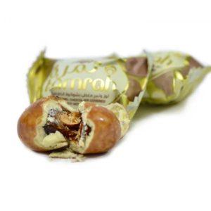 Stuffed Chocolate Dates