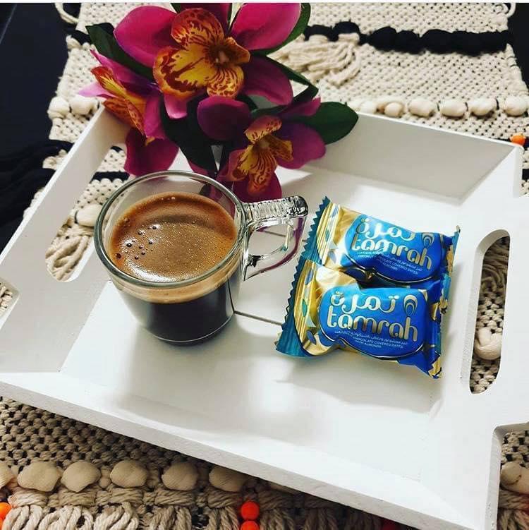 coffee moment post tamrah